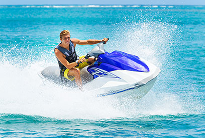 Personal Watercraft Waiver - Harbor